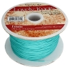 Lovely Knots/knotting Cord 1mm 180yds Aqua Blue